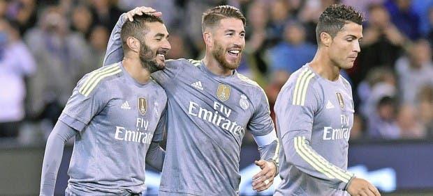 Con este triunfo ante el Manchester City, dirigido por el chileno y exentrenador del club madrileño, Manuel Pellegrini, y la derrota en los penaltis ante el Roma el pasado sábado. EFE