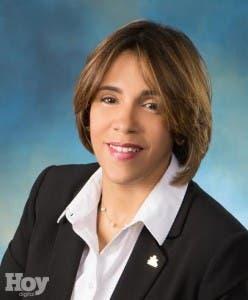 Mercedes Canalda, presidente ejecutiva de ADOPEM, fuente externa