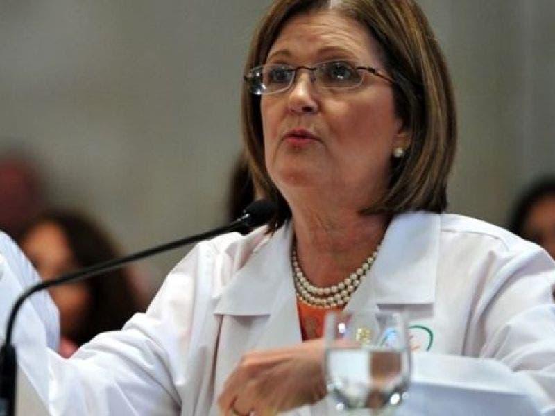 La secretaria del Departamento de Salud de Puerto Rico  Ana Ríus Armendáriz, fuente externa