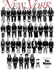 Treinta y cinco mujeres acusan a Cosby de abusos en New York. FOTO: www.elnuevodia.com