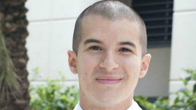 Joel Salinas trabaja como neurólogo en el Hospital de Massachusetts. BBC Mundo.