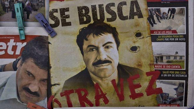 El Chapo Guzmán. Archivo
