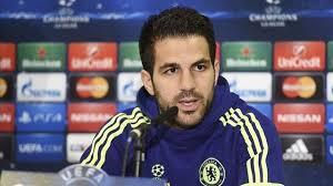 El centrocampista español del Chelsea Cesc Fàbregas ha elogiado al Barcelona, fuente externa