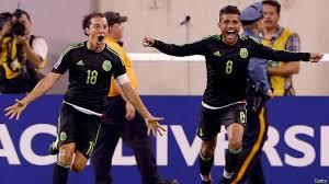 México necesita ganar el torneo para poder jugar un partido de desempate frente a Estados Unidos para decidir el representante de la Concacaf en la Copa Confederaciones de 2017, BBC Mundo