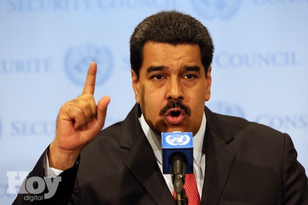 El presidente de Venezuela,  Nicolás Maduro. AFP. Archivo