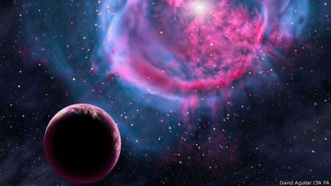 Los planetas son de la mitad del tamaño de la Tierra y podrían tener reservas de agua para albergar vida. BBC Mundo