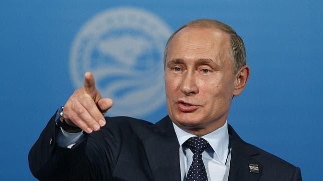 El presidente ruso, Vladimir Putin. Fuente externa.