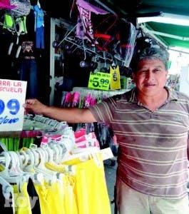 El sector comercial de Puerto Rico ha sido duramente afectado. archivo