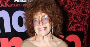 "Cipe Lincovsky, laureada actriz argentina e intérprete femenina de ""Nijinsky, clown de Dios"" fuente externa"