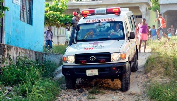 Ambulancia del 911A