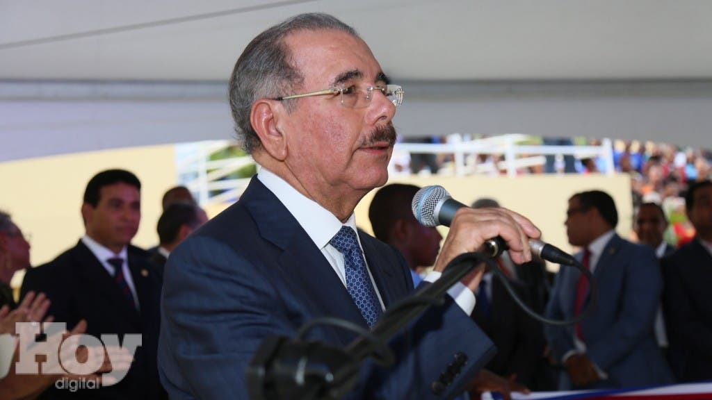 Danilo Medina RD 3'7