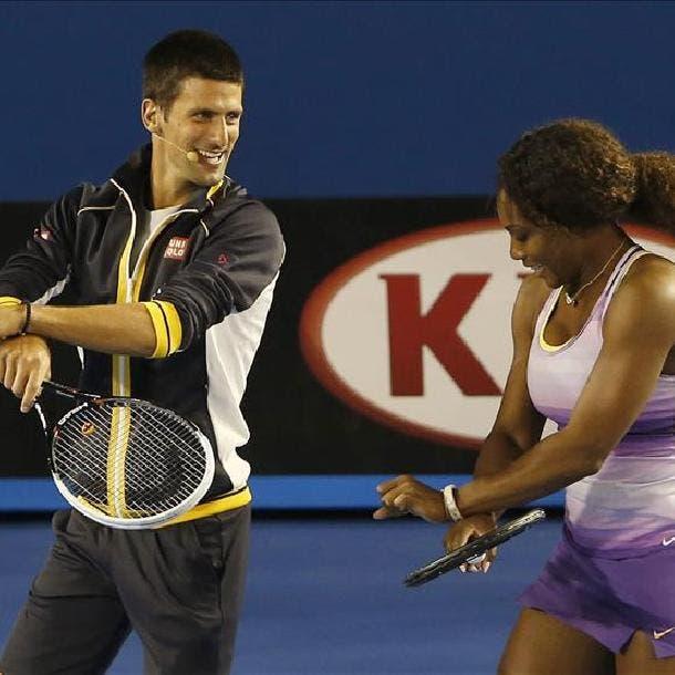 El serbio Novak Djokovic y la estadounidense Serena Williams parten como claros favoritos para luchar por los respectivos títulos de campeones masculino y femenino del Abierto de Tenis