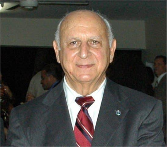 Empresario Dr. Hèctor Rizek Llabaly. Fuente externa