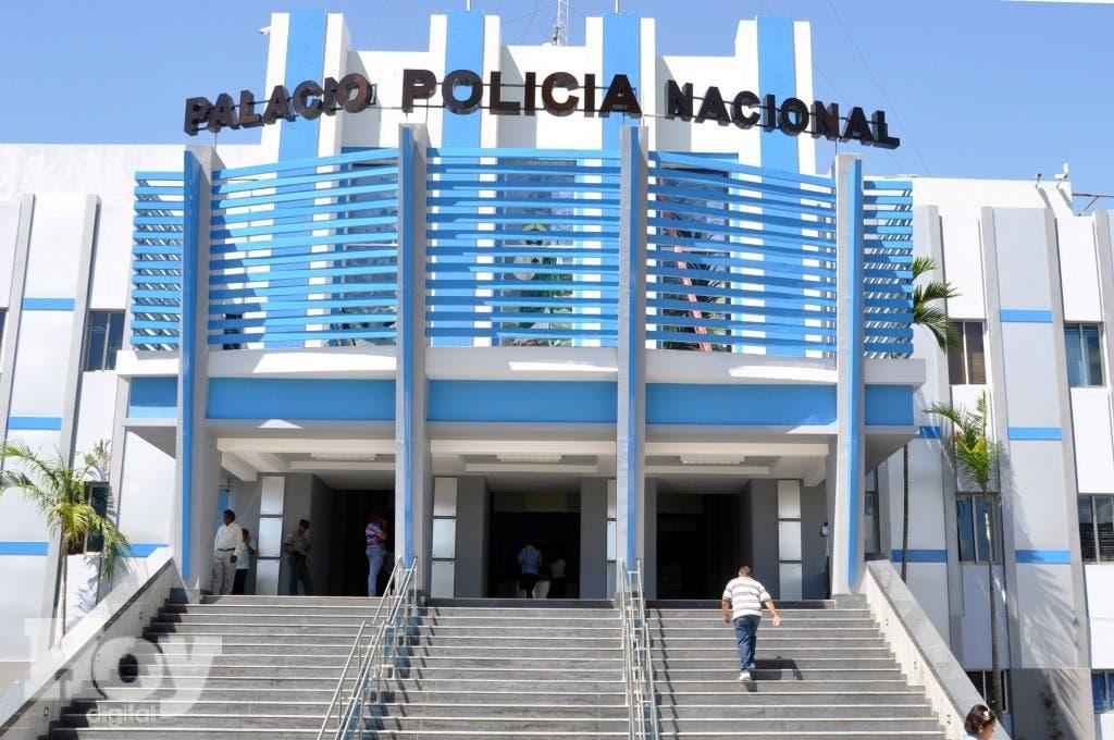 Fachada del Palacio de la Policía Nacional, Hoy / Francisco Reyes