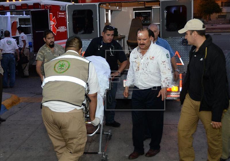 Gobernador mexicano sufre heridas leves en un accidente de helicóptero