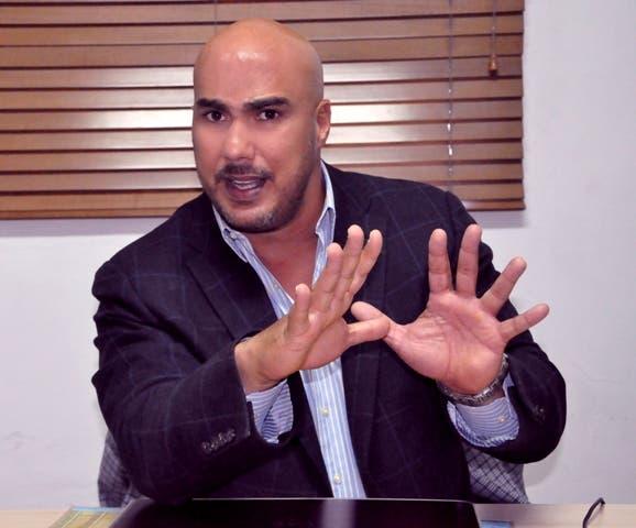 Homero Gonzalez Candidato diputado PRSC. Fuente externa