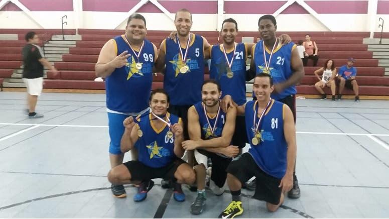 Liga de baloncesto RD 87