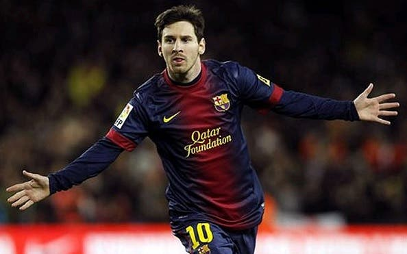 El jugador de la selección de Argentina Lionel Messi. EFE/Archivo