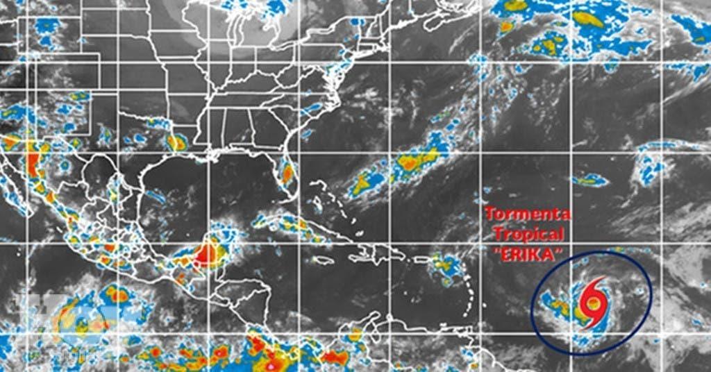 La tormenta Henry se mueve con rapidez por aguas del Atlántico Norte