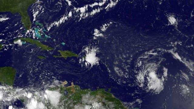 Se fortalece nueva  novena depresión tropical en el Atlántico