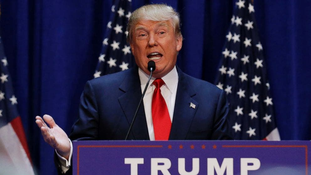 Donald Trump. AP. Archivo