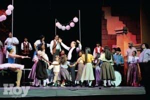 """""""Pagliacci""""  para reír y llorar, en el Teatro Nacional"""