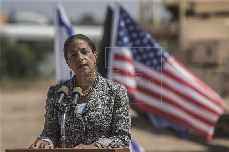 Susan Rice, asesora de Seguridad Nacional del presidente de EEUU, Barack Obama,EFE/Archivo