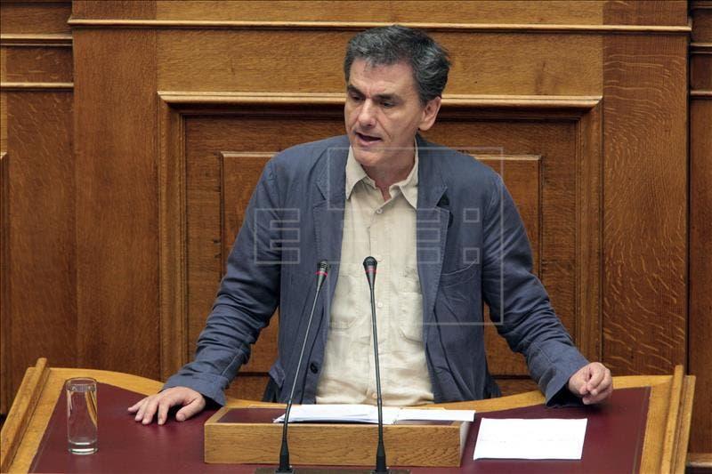 """Berlín duda de un tercer paquete para Grecia el 20 de agosto, según """"Bild»"""