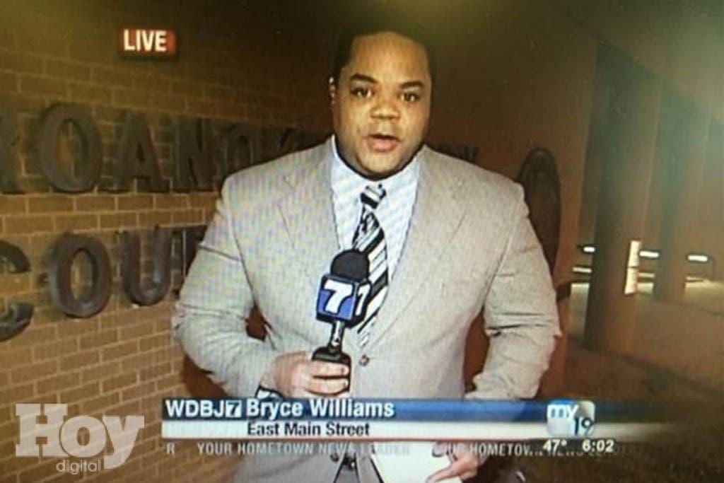 Bryce Williams, se suicidó hoy en una autopista de Virginia (EE.UU.) cinco horas después de matar supuestamente a tiros a una reportera y un camarógrafo, fuente externa