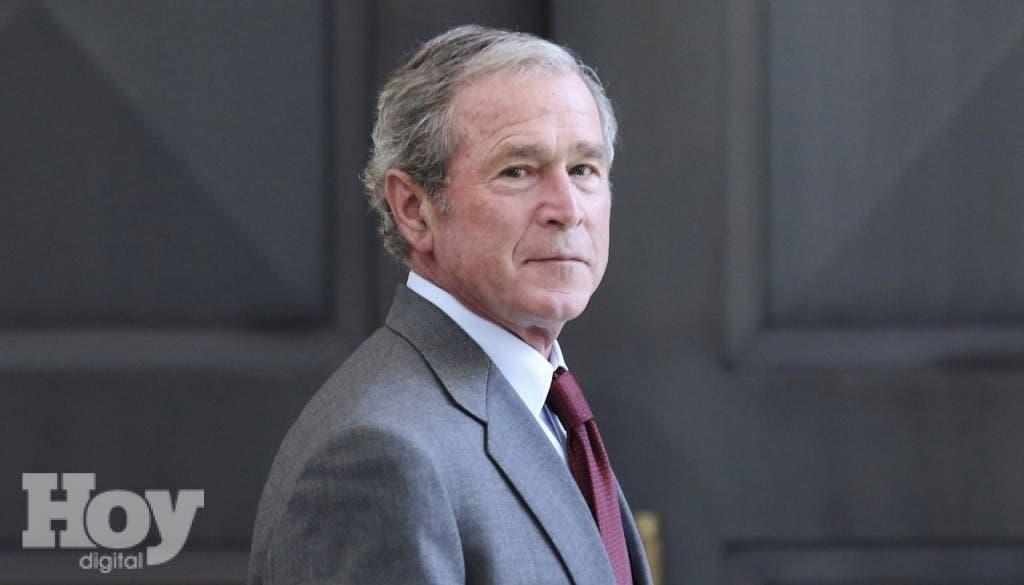 El expresidente estadounidense George W. Bush anunció el viernes que es el feliz abuelo de una segunda nieta, bautizada Poppy, fuente externa