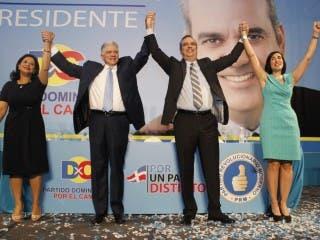 La  Convergencia por un Mejor País, saludó hoy el acto mediante el cual el Ingeniero Eduardo Estrella y el Partido Dominicanos por el Cambio  apoyaron la candidatura presidencial de Luis Abinader para las elecciones del año 2016.