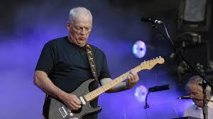 David Gilmour, exintegrante de Pink Floyd, fuente externa