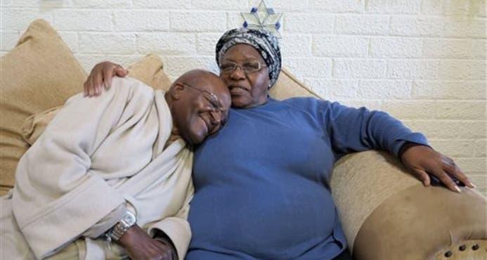 Médicos en Sudáfrica evalúan infección de Desmond Tutu
