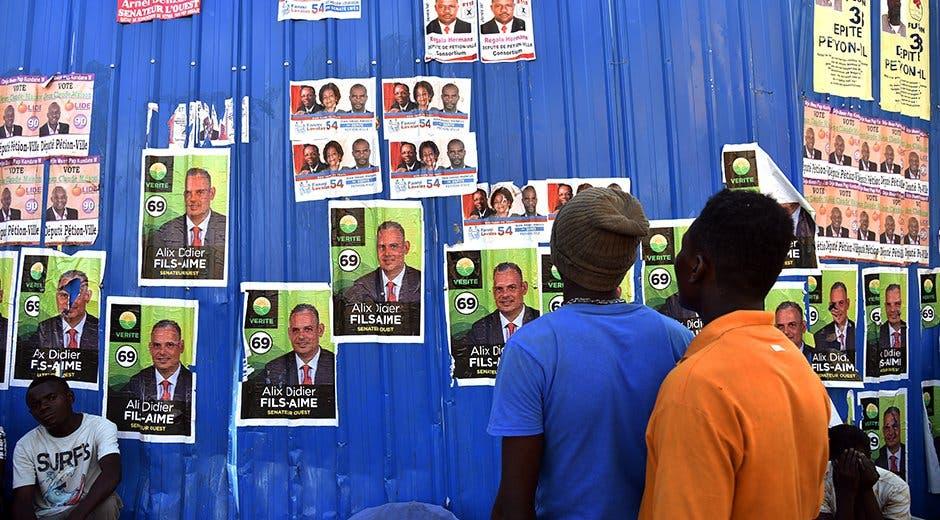 elecciones22haiti