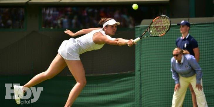 la deportista de tenis rusa Margarita Gasparyan.