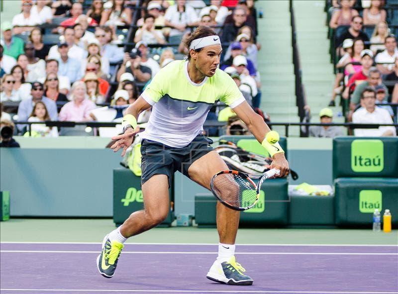 En la imagen, el tenista español Rafael Nadal. EFE/Archivo
