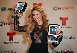 La cuarta edición de los Premios Tu Mundo reunirá este jueves a grandes estrellas de la farándula latina