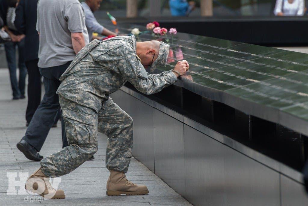 Conmemoración a muertos del ataque del 11 de septiembre