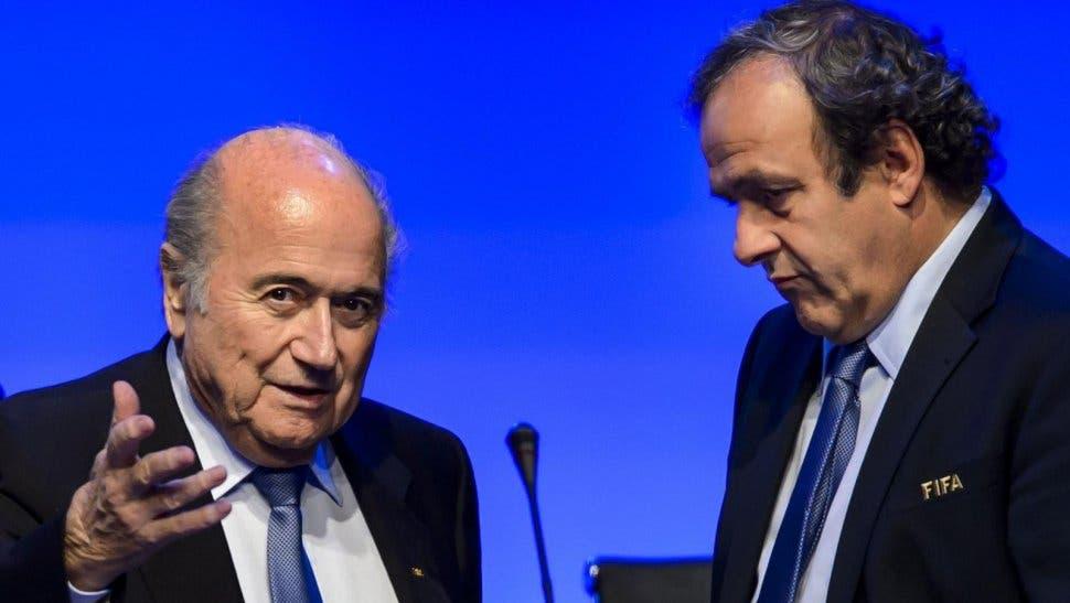 """Blatter y Platini son de la """"misma escuela"""", para Romario"""