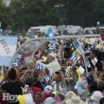 Víctimas de abusos sexuales reclaman al papa una verdadera tolerancia cero.(AP Photo/Ramon Espinosa)