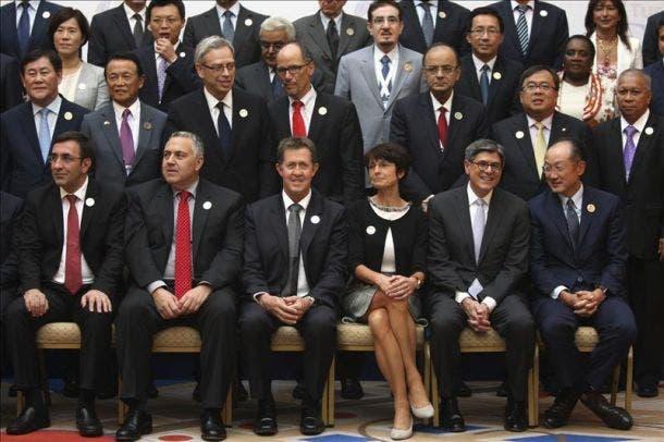 G20 reunion