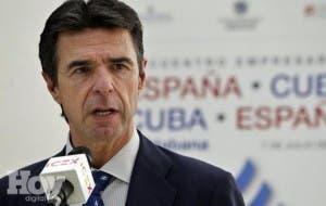 Ministro Industria encabeza visita de misión empresarial española a Colombia