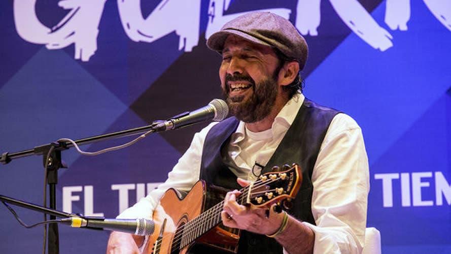 Video: Juan Luis Guerra ofrece detalles sobre concierto en Cúcuta para ayudar  venezolanos