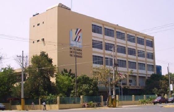 Ministerio de Trabajo 22-9