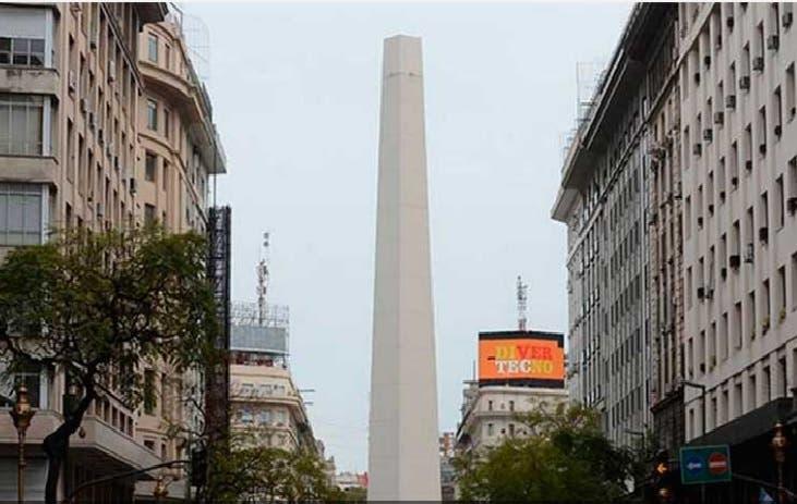 Obelisco de Argentina R6