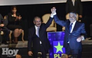 Pacto entre PLD y PRD contempla compromisos en temas fundamentales del país