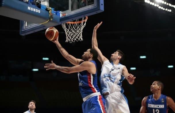 RD y Uruguay en baloncesto RD