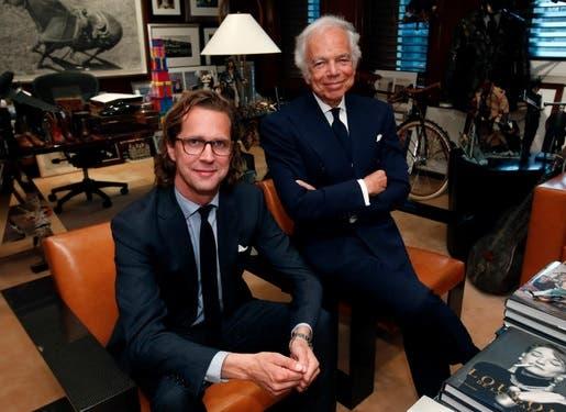Ralph Lauren dejará su cargo como CEO, Larsson será sucesor
