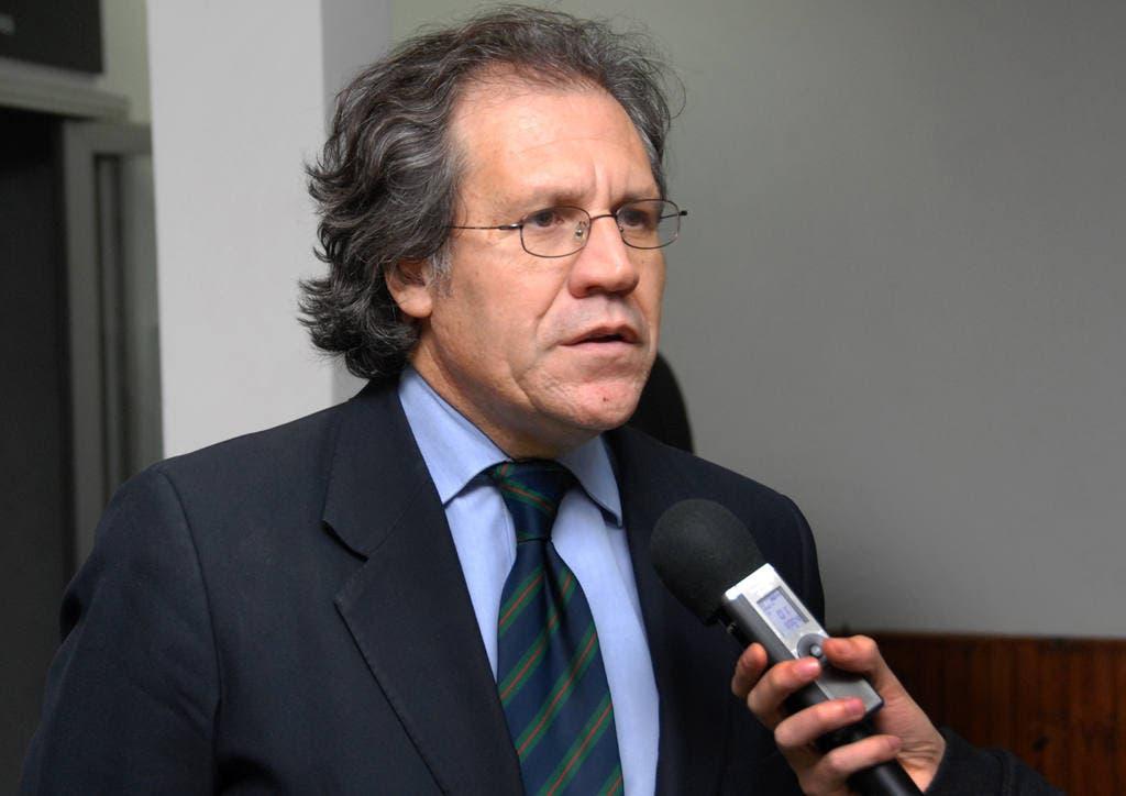"""Almagro pide a la OEA """"defender a un pueblo que necesita voz"""" en Venezuela"""