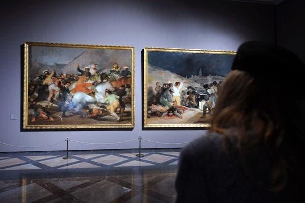 Un cuadro y un dibujo de Goya robados de una vivienda en España